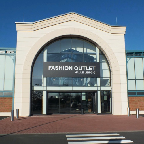 Fashion Outlet Halle Leipzig