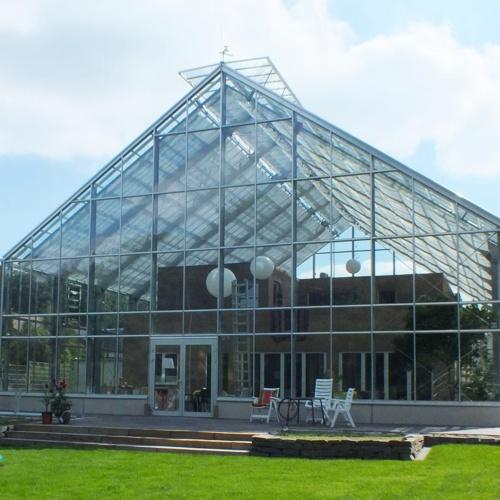 Haus Im Glashaus